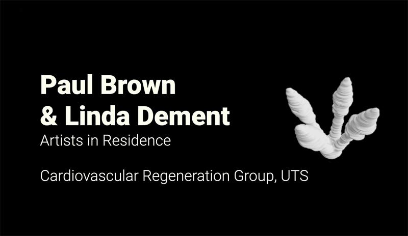 Paul Brown and Linda Dement presentation